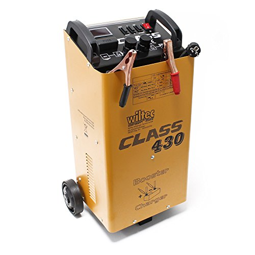 Cargador arrancador WilTec Boost 430
