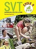 SVT cycle 4 (5e, 4e, 3e) Livre élève - Nouveau programme 2016