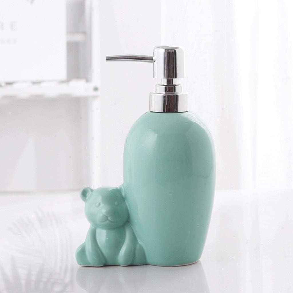 huihuishop New mail order Soap Dispenser for Bathroom So Sale special price Liquid Durable Ceramic