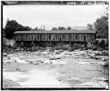 Photo Jay Covered Bridge Essex County New York
