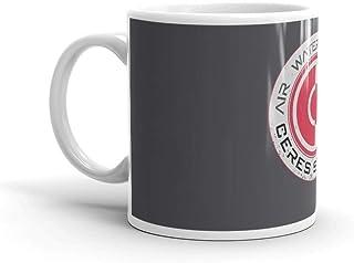 The Expanse Mug Rocinante 11 Oz 15 Oz Mug Red Clean Mug