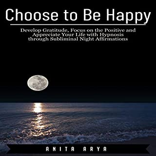 Choose to Be Happy audiobook cover art
