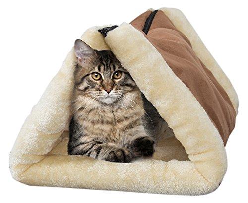 Hideaway Comfort Pet Bed - 4