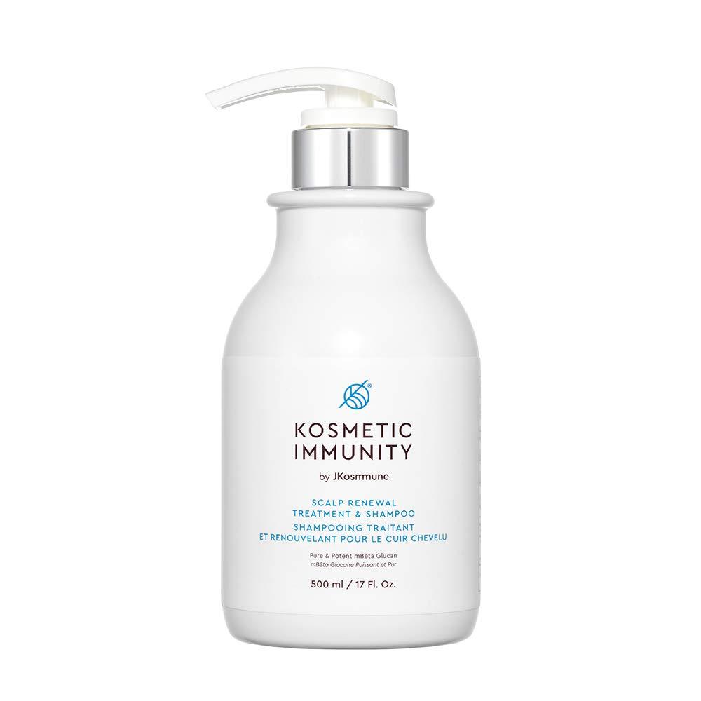数量は多 KOSMETIC IMMUNITY Scalp Renewal 超人気 専門店 Treatment Dry Soothes Shampoo