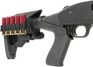 BLACKHAWK! KNOXX PowerPak System Modular Cheek Piece and Ammo Carrier - Black ( Gun Stock Not Included )