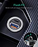Zoom IMG-1 aukey caricabatteria da auto mini