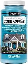 DecoArt Americana Decor Curb Appeal 16oz Harborblu CurbAppeal16oz