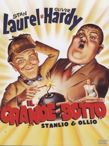 Stanlio & Ollio - Il Grande Botto [Italian Edition] by stan laurel