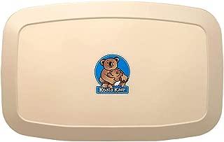 Koala Kare KB200-11 Horizontal Wall Mounted Baby Changing Station, Earth