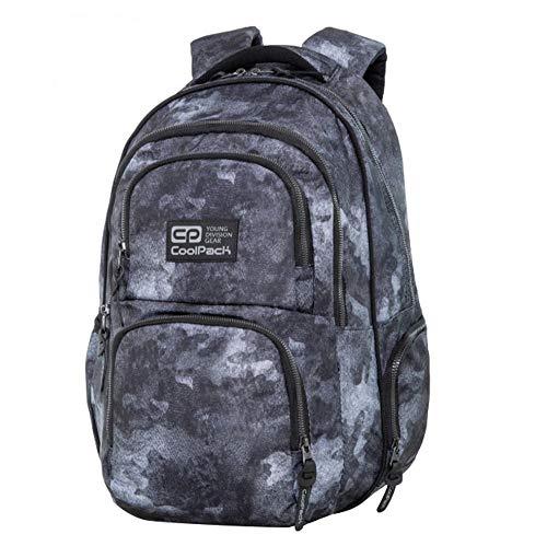 Mochila Escolar Foggy Grey Areo Coolpack