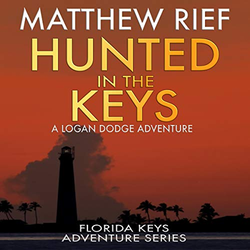 Hunted in the Keys audiobook cover art