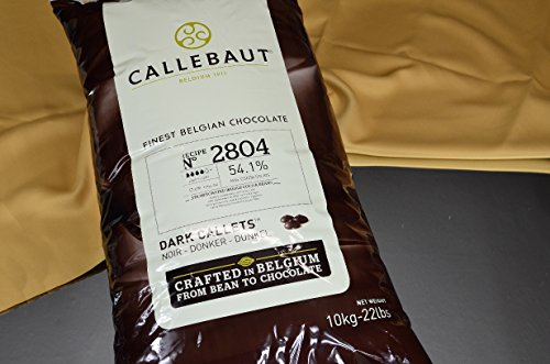 Callebaut Kuvertüre Callets Zartbitter 10kg