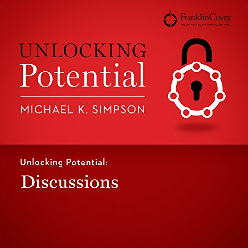 Unlocking Potential: Discussions audiobook cover art