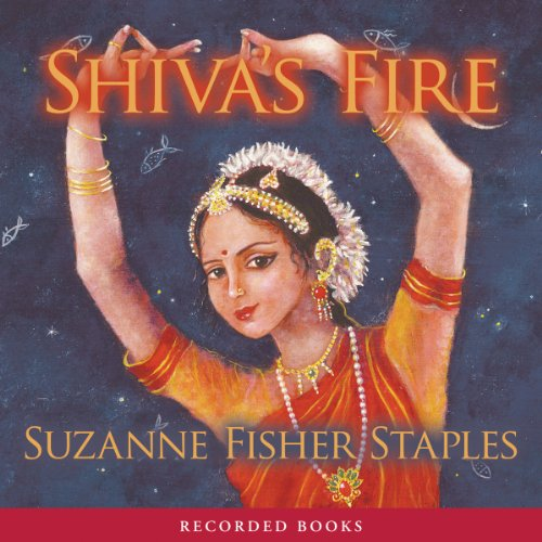 Shiva's Fire audiobook cover art