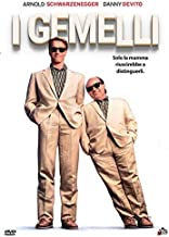 i gemelli DVD Italian Import by arnold schwarzenegger