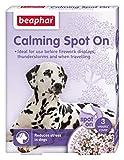 Beaphar Pipetas Calming Spot On para Perros, 3 Unidades