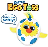 Easter Egg Toss Toy, The Easter Gift for Kids and Toddlers That Will...