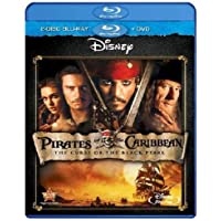 Pirates of the Caribbean: The Curse of the Black Pearl on Blu-ray