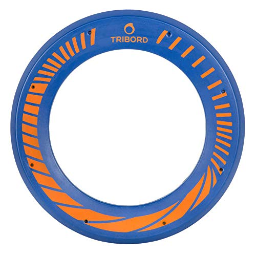 Olaian Frisbee AD - Anillo suave, color azul