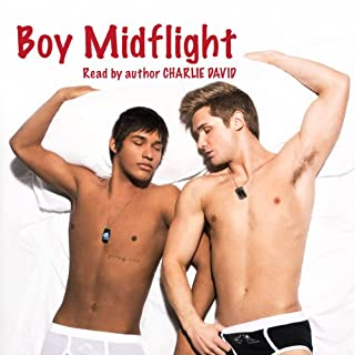 Boy Midflight audiobook cover art