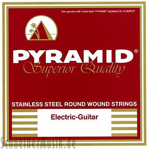 Pyramid Stainless Steel Medium E-Gitarrensaiten NEU