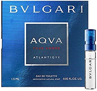 BVLGARI AQVA POUR HOMME ATLANTIQVE 0.05oz/1.5ml