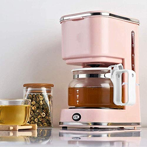 Kleine koffiemachine voor huishoudelijk gebruik Druppeltype Automatische mini-koffiemachine Koffiezetapparaat voor thuiskeukens (145 * 215 * 260mm)