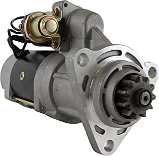 DB Electrical SDR0457 Starter For Mack Semi Truck CH CL CV DM MR RB RD Series 00 01 02 03 04 05 06 07 / CX 2000-2005 / Delco 8200288