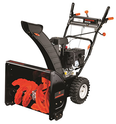 Remington RM2120 123cc Electric Start Single-Stage Gas Snow Thrower