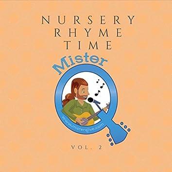Nursery Rhyme Time, Vol. 2