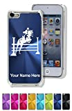 Case For Iphone 5C - Horse Hurdles - Personalized Engraving Included