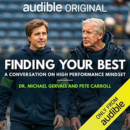Finding Your Best: A Conversation on High Performance Mindset cover art