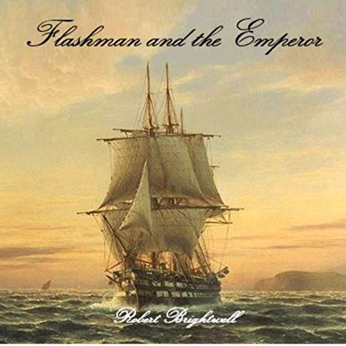 Flashman and the Emperor audiobook cover art