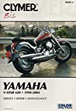 Yamaha XVS 650 V Star/Custom/Classic 98-04 (CLYMER MOTORCYCLE REPAIR)