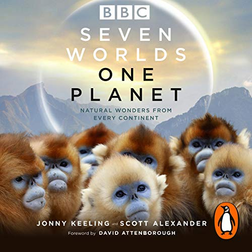 Seven Worlds One Planet cover art