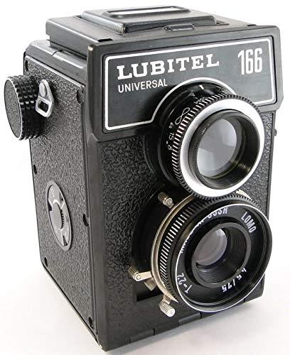 SERVICED LUBITEL-166 Universal Russian TLR Medium Format 6x6 LOMO Camera