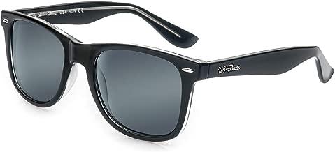 UV-BANS Polarized Wayfarer Sunglasses for Men