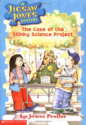 The Case of the Stinky Science Project (Jigsaw Jones Mystery)の詳細を見る