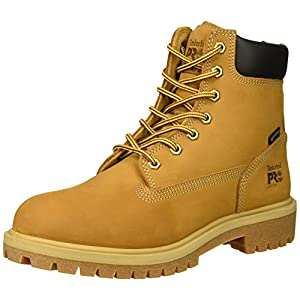 Timberland PRO Women's Direct Attach 6″ Soft Toe Waterproof Industrial Boot