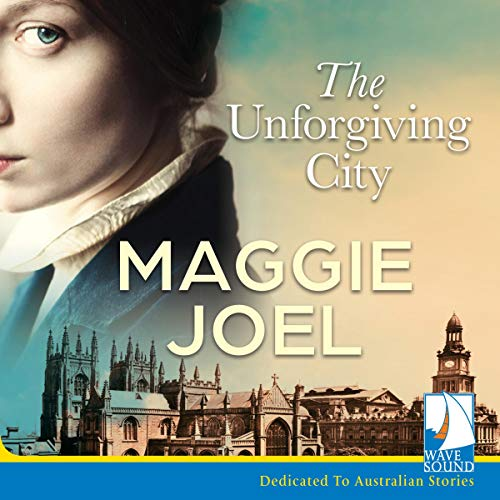 The Unforgiving City  By  cover art