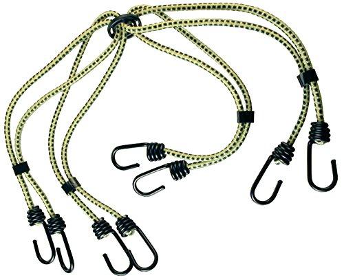 Connex B34040 Gepäckspinne 8-armig, Maß 750 mm, Stärke 8 mm für optimale Sicherheit