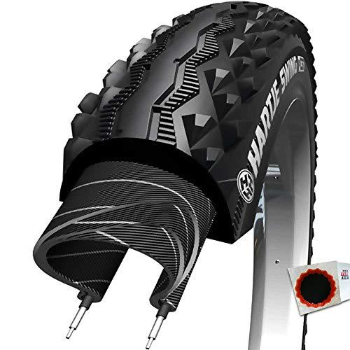 HARTJE Reifen Swing 26 x 1,95 Zoll 53-559mm schwarz Reflex ca.870g 4250 +Flicken