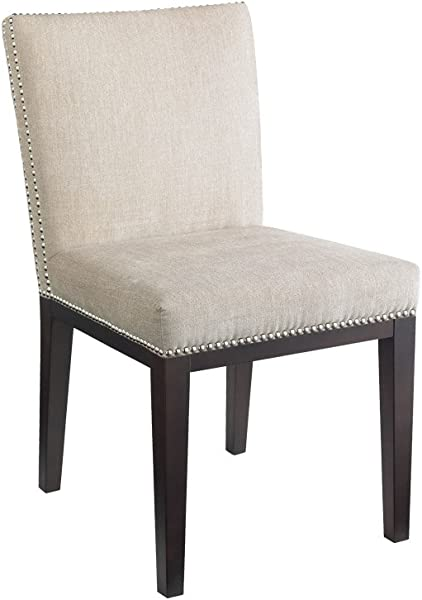 Sunpan 55876 5West Dining Chairs Linen