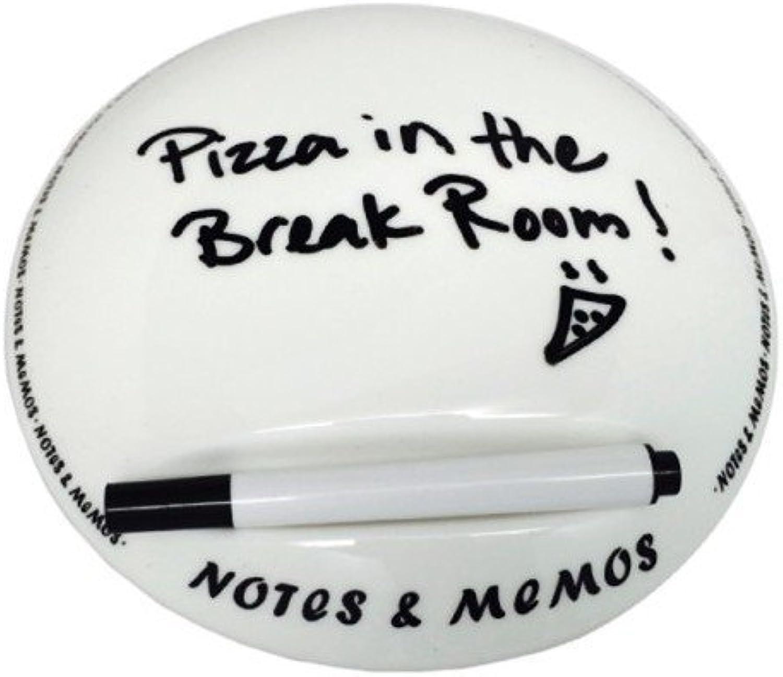 G.W.Schleidt NM101 Notes Memos Ceramic Message Pad  White