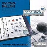 Schaubek 646SC01B Text DDR 1963-1964 Brillant - DDR-Dienstmarken. Laufkontrollzettel des ZKD