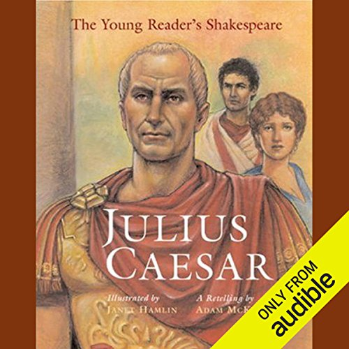 Young Readers Shakespeare audiobook cover art