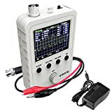 "STARTO Handheld Digital Oscilloscope Kit 2.4"" TFT with BNC-Clip Cable Probe and Power Supply"