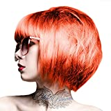 Tintura Per Capelli Semi-Permanente 100ml Crazy Color (Arancione)