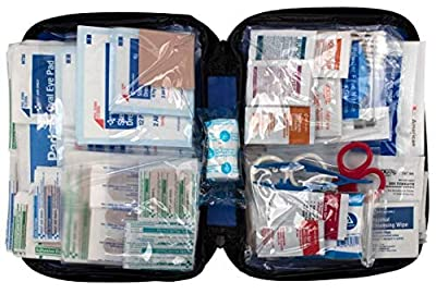 First Aid Only All-purpose First Aid Kit, Soft Case, 299-Piece Kit from First Aid Only
