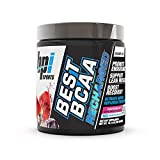 BPI Sports Best Bcaa Recharged – Endurance, Muscle, Recovery – Leucine, Isoleucine, Valine – Green Tea – Taurine – Coconut Water – Electrolytes – for Men & Women – Watermelon– 25 Servings – 10.14 Oz
